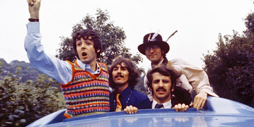 The time John, Paul, George and Ringo took a 'trip' to buy a (fascist) fantasy island