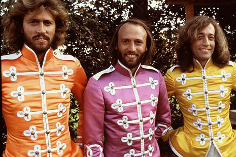 Disgruntled Bee Gees walk off talk show