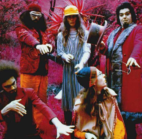 'Click Clack': Captain Beefheart and the Magic Band live in Paris, 1972
