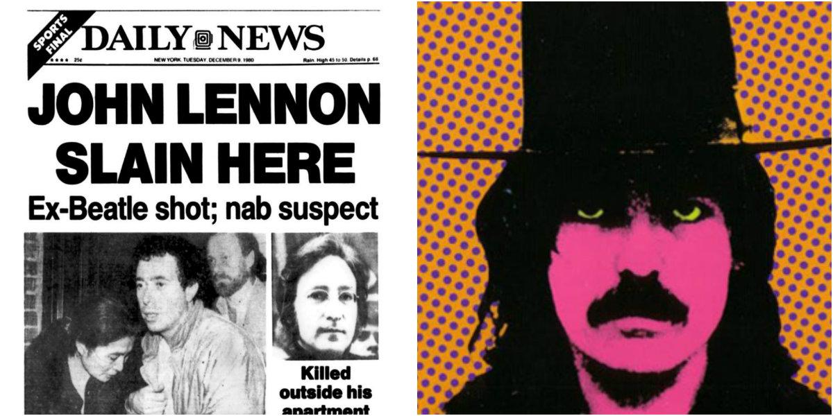 Captain Beefheart's eerie premonition of John Lennon's death