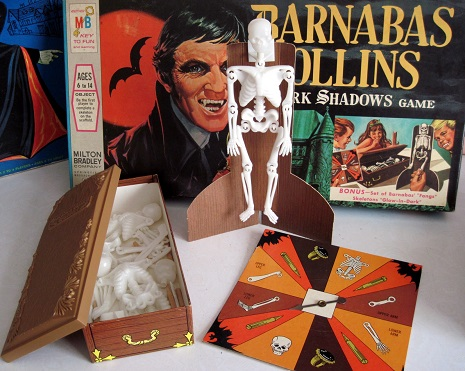 Dark Shadows board game