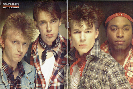 Big Country Smash Hits April 14th, 1983