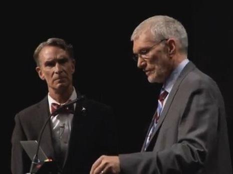 Ken Ham, Bill Nye