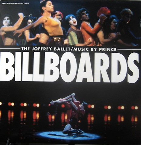 Billboards, Joffrey Ballet