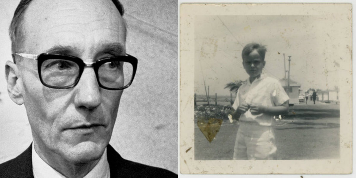 Cursed from Birth: Tragic note from the final days of William Burroughs Jr.