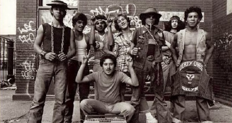 The Screaming Phantoms, The Dirty Ones & The Satan Souls: Check out this 1974 map of Brooklyn gangs