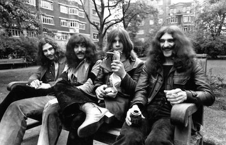 Black Sabbath London 1970