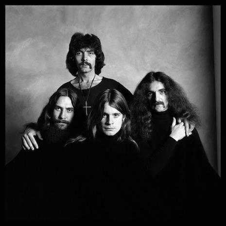 Black Sabbath, early 1970s