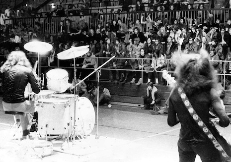 Black Sabbath at Glassboro Esby Gymnasium, October 30, 1970