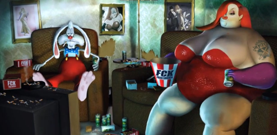 'Where Are They Now?': Bleak animation about the current lives of 80s cartoon characters