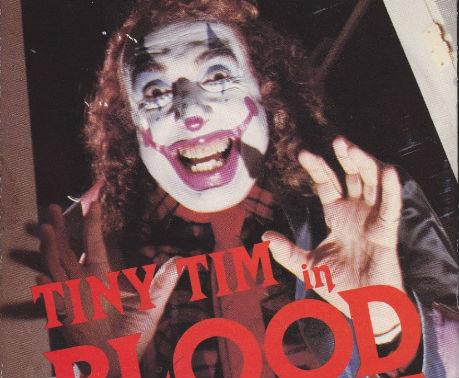 It's 1980's trash-horror films a go-go with Bleeding Skull!