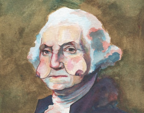 'Presidents with Boob Faces' is perhaps the most important artistic movement of our time