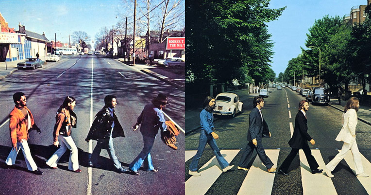 Booker T. & the MGs cover the Beatles' 'Abbey Road'