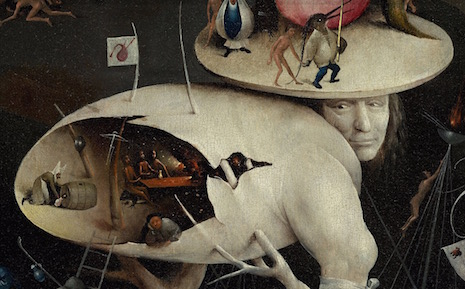 Take this mind-blowing virtual tour of Hieronymus Bosch's 'Garden of Earthly Delights'