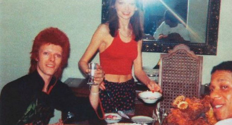 Red peppers, milk, cocaine: David Bowie-themed menu from the big Bowie exhibit in Chicago