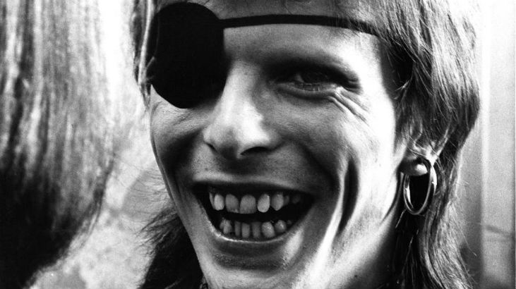 An in-depth analysis of David Bowie's teeth