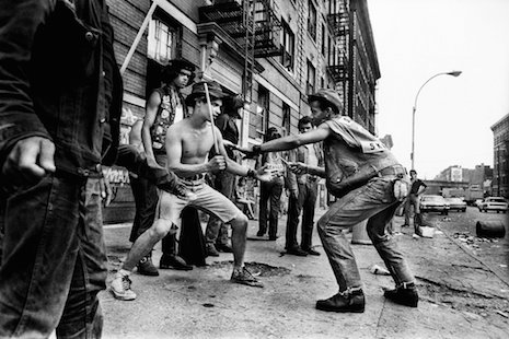 Gangs of the South Bronx in the 1970's