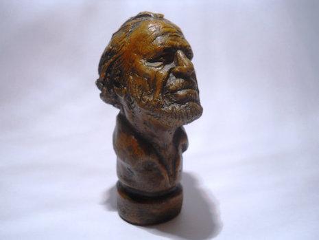 Charles Bukowski pipe