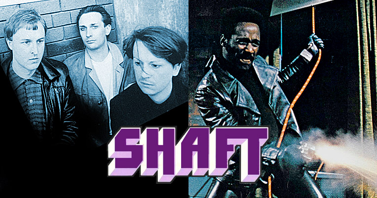 Can ya dig it? Cabaret Voltaire's insane version of Isaac Hayes' 'Theme from Shaft'
