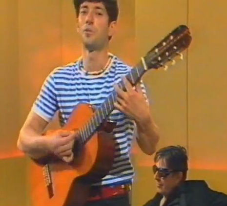 John Cale and Jonathan Richman interviewed together on Aussie TV, 1983