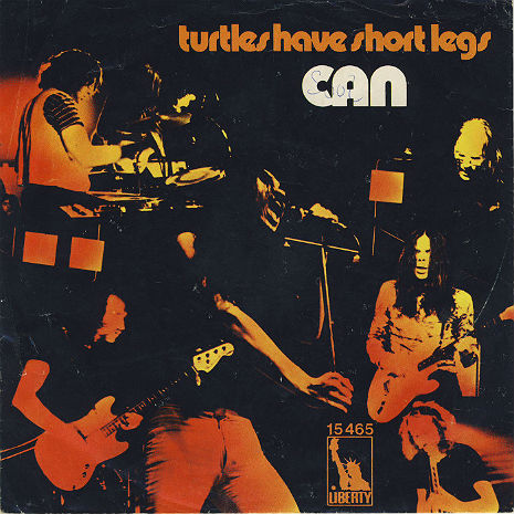 'Turtles Have Short Legs': Can's idea of a Krautrock novelty song?