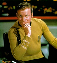 'Let the hair grow': Super-weird season's greetings from William Shatner