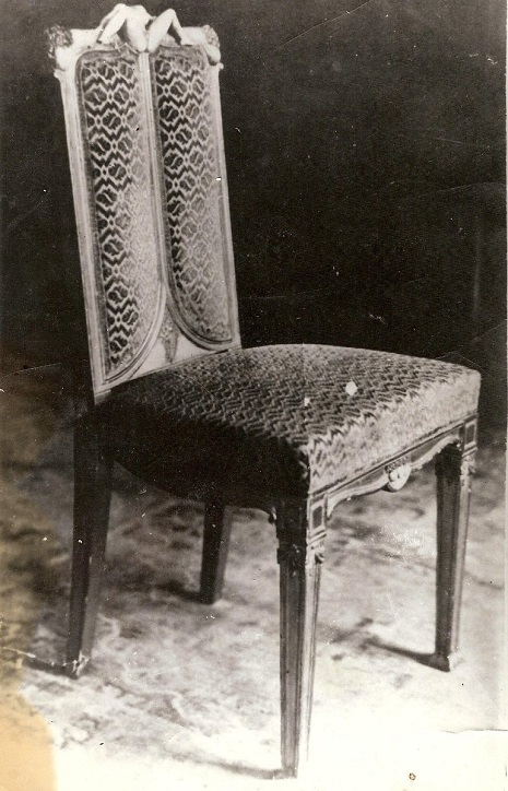Catherine's second chair