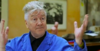 David Lynch: 'Ideas flow through like these beautiful little fish, and you catch them'