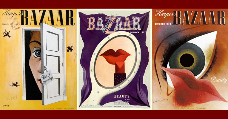 The strange and lovely Surrealism of 'Harper's Bazaar' in the '30s