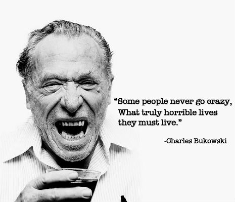 Charles Bukowski tells his worst hangover story: 'The strangest thing just happened…'