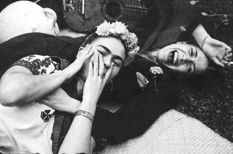 Chavela Vargas and Frida Kahlo