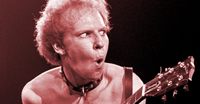 Dead Boy Cheetah Chrome's 'Sonic Reducer' guitar lesson
