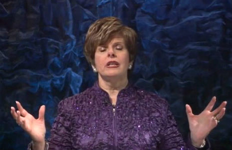 Kooky Christian 'prophet' Cindy Jacobs says God supernaturally multiplied her spaghetti