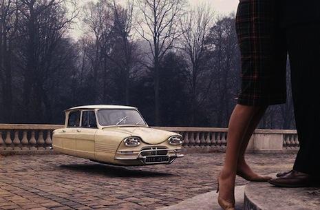 Citroën hovercraft