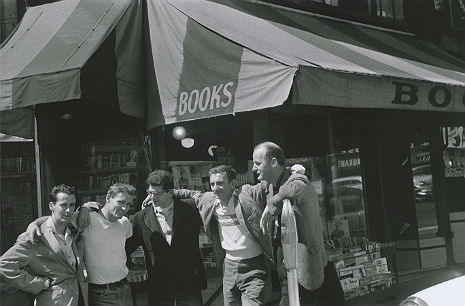 Banned books and Beatniks: Happy 60th Birthday City Lights Bookstore!