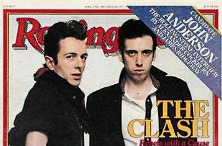 Happy Birthday to Mick Jones of The Clash!