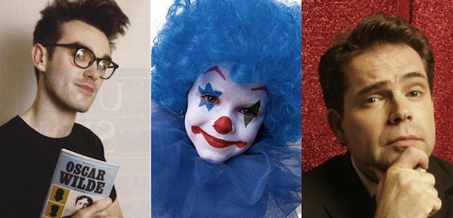 Experience 'Clown Fucker,' the perfect Morrissey parody
