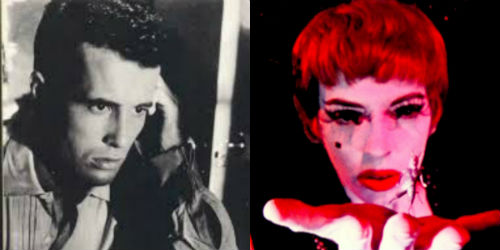 Kenneth Anger and Marjorie Cameron discuss Scientology founder L. Ron Hubbard