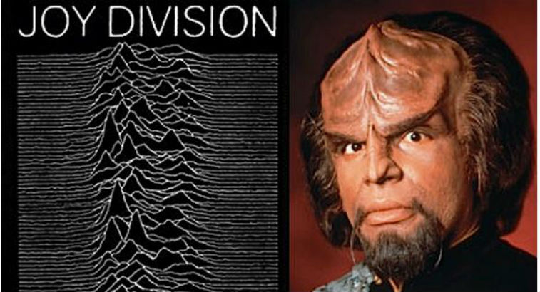 You knew this would happen: The inevitable Worf-Joy Division mash-up T-shirt