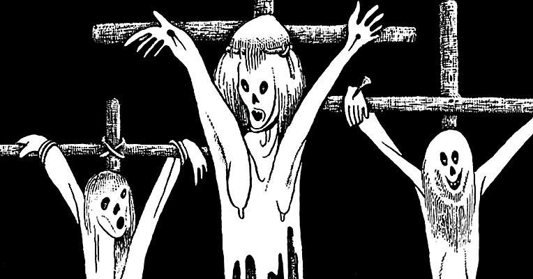 The dark art of H.P. Lovecraft illustrator Lee Brown Coye