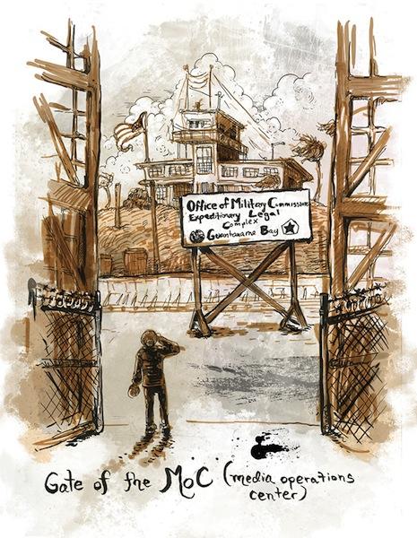 Crabapple MOC gate