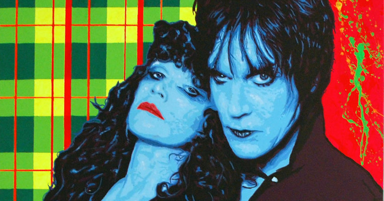 The Cramps' long-lost video for 'Human Fly' FOUND!!!
