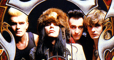 Watch The Cult's transformation from mall-goth to hard rock in these 1986 concert clips