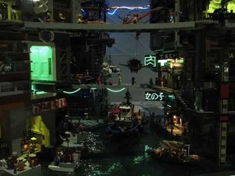 Lego cybercity