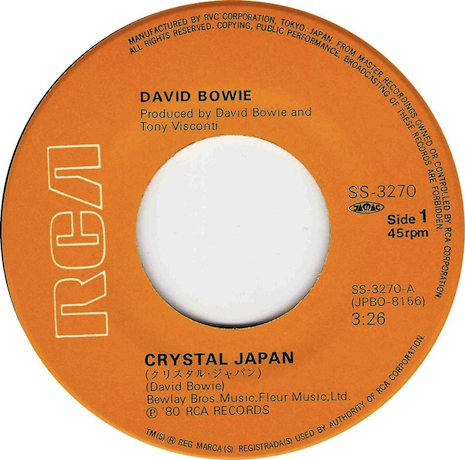 Crystal Japan 45