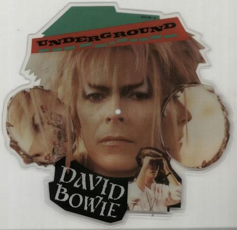 David Bowie – Underground 7