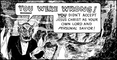 'God's cartoonist': The ongoing bizarre cult following of Jack T. Chick