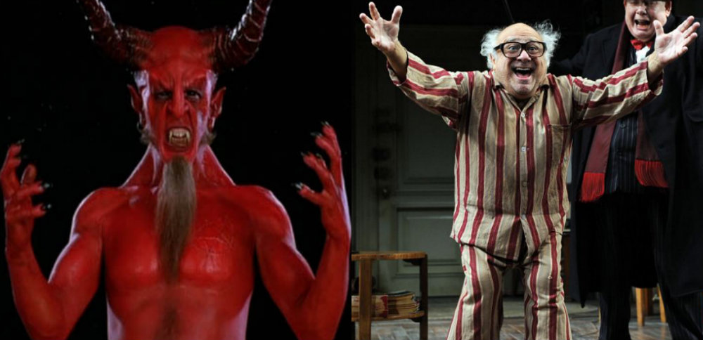Bible prophet: 'Danny DeVito is the Antichrist'