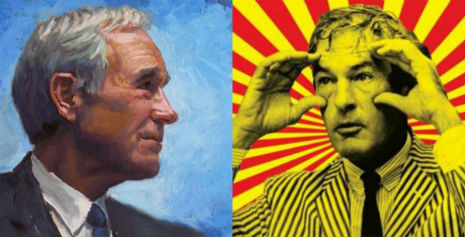 Timothy Leary was a Ron Paul supporter (was he high???)
