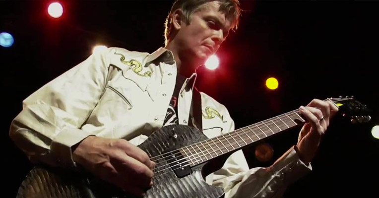 Take guitar lessons from the Jesus Lizard's Duane Denison